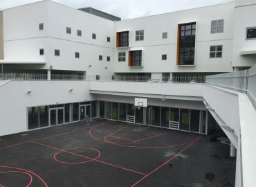 Groupe scolaire Pierre Beregovoy / Alfortville