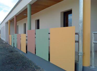 Extension de l'école maternelle de Virson