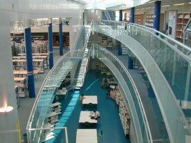 Bibliothèque universitaire de La Rochelle